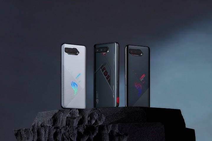 ASUS ROG Phone 5s 16GB/256GB 介紹圖片