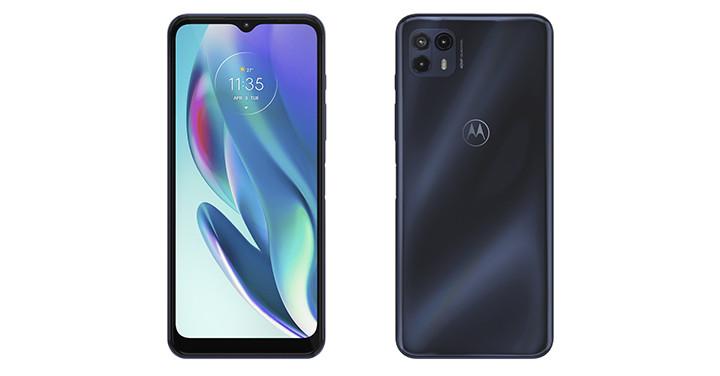 Motorola G50 5G (Saipan) 彩现图流出,预计 8 月在台上市
