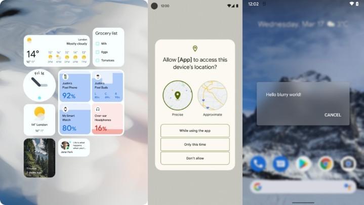 Google 釋出 Android 12 AOSP 版本,意味正式版本與 Pixel 6 系列即將正式推出 - 2