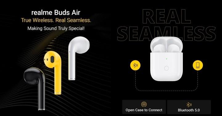 realme 的 Buds Air 真無線藍牙耳機售價流出,可能沒你想的那麼親民