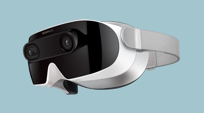 中華電信攜手 XRSPACE 開賣 5G XR 虛擬實境魔幻機器