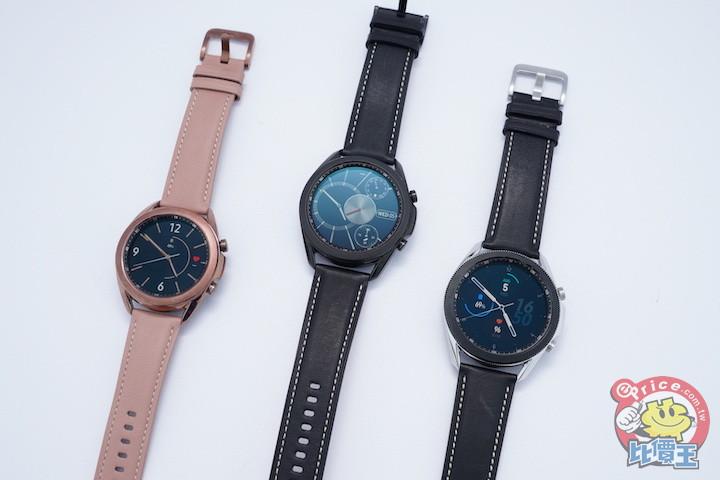 【試玩機會又來啦】Samsung Galaxy Watch3 與 Active2,不一樣又有多一樣?