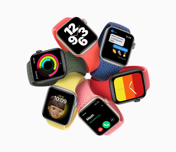 中華電信 9/22 開賣 Apple Watch Series 6 / SE,17 日起可申辦手錶專用門號 - 1
