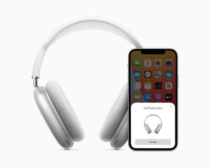 AirPods Max 用戶抱怨長時間使用導致耳機內部結露