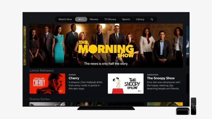 新版 Apple TV 4K,換上 A12 Bionic 處理器、新遙控器與可用 IPhone 校正電視色彩功能 - 4