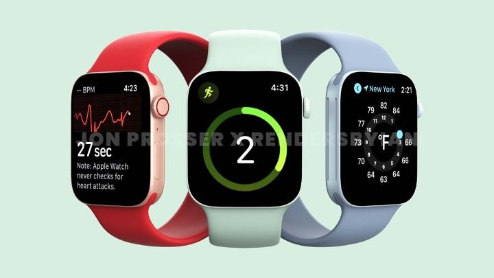 Apple Watch Series 7  傳主力提升電池容量