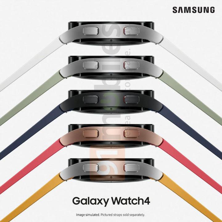 三星 Galaxy Watch4 系列宣传影片曝光,采用 OneUI 并整合 Google 服务