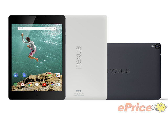 HTC Nexus 9 WiFi (32G) 介紹圖片