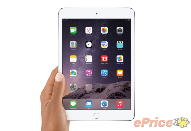 Apple iPad mini 3 (4G, 16GB) 介紹圖片