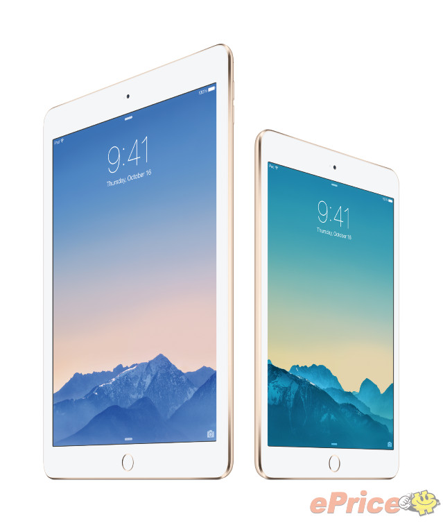 Apple iPad Air 2 (Wi-Fi, 16GB) 介紹圖片