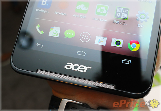 Acer Iconia Talk S LTE 介紹圖片