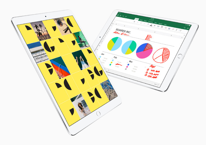 Apple iPad Pro (2017) (10.5 吋, 4G, 512GB) 介紹圖片