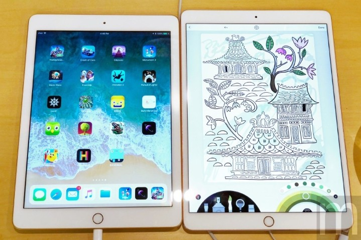 Apple iPad (2018) (Wi-Fi, 32GB) 介紹圖片