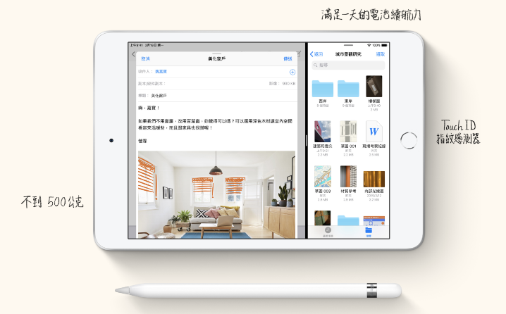 Apple iPad mini 2019 (Wi-Fi, 64GB) 介紹圖片