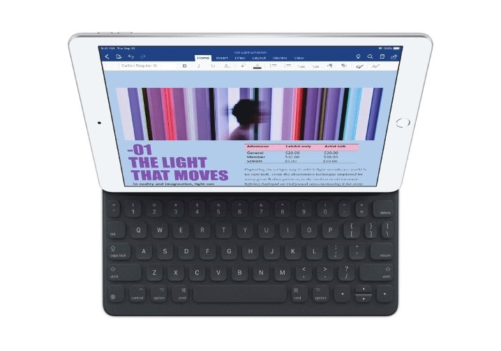 Apple iPad (2019) (Wi-Fi, 32GB) 介紹圖片