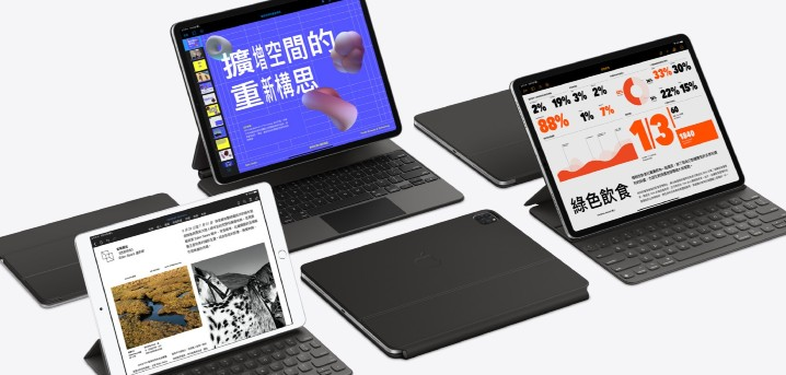 Apple iPad Pro (2020) (12.9 吋, 4G, 512GB) 介紹圖片