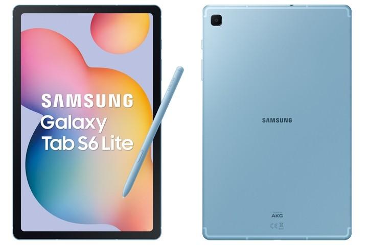 10,900 元起、5 月賣,三星 Galaxy Tab S6 Lite 台灣發售情報公開