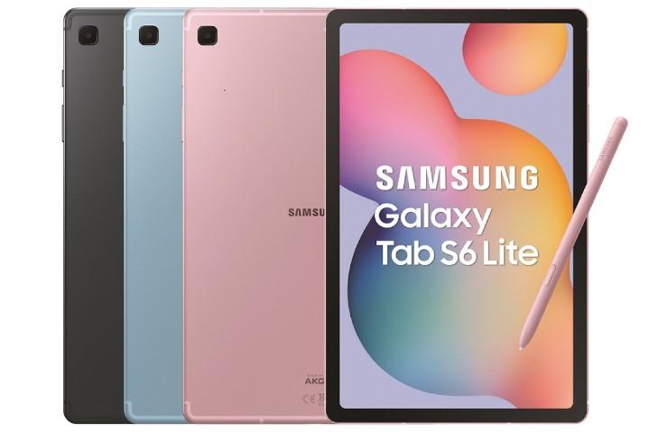 Samsung Tab S6 Lite (WiFi、64GB) 介紹圖片