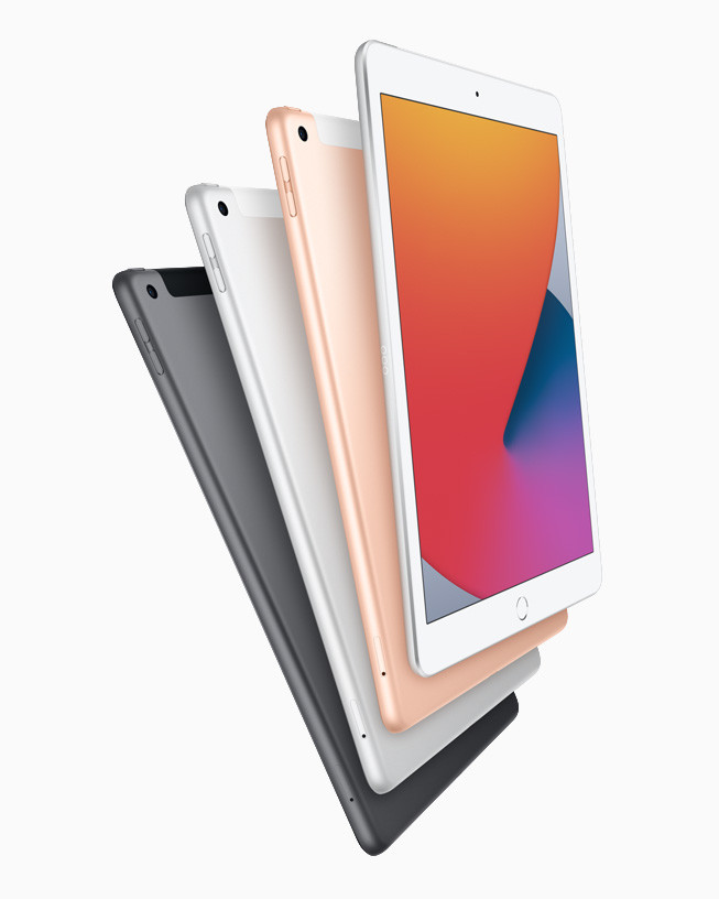 Apple iPad (2020) (4G,32GB) 介紹圖片