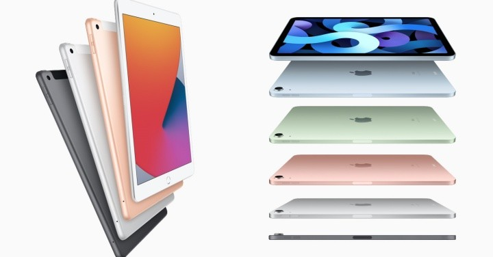 中華電信宣佈即日起開賣 8 代 iPad、4 代 iPad Air,綁約購機方案出爐