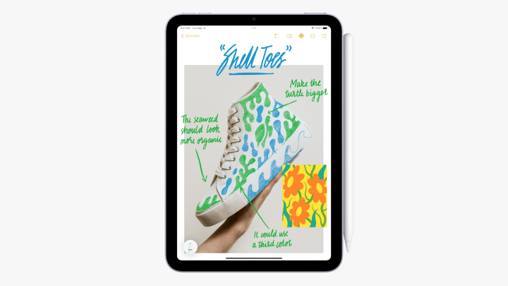 iPad mini 帶著 USB Type-C 與全新外型登場,入門 iPad 效能容量升級不加價